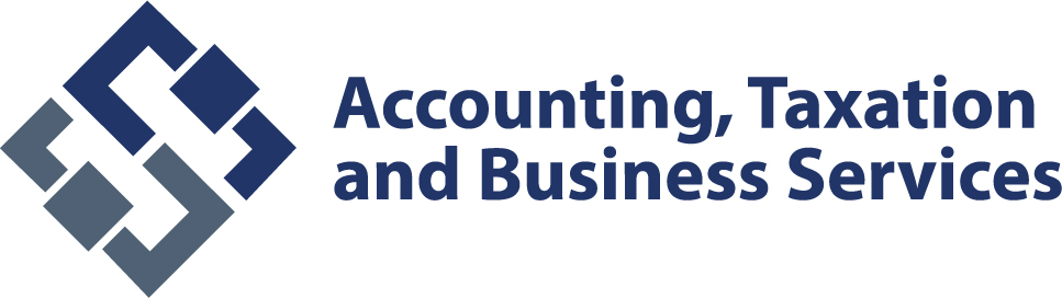 Accounting Taxation Business Services Logo